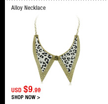 Alloy Necklace