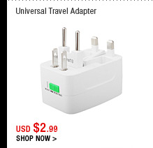 Universal Travel Adapter
