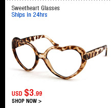 Sweetheart Glasses