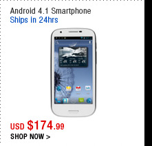 Android 4.1 Smartphone
