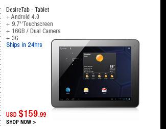 DesireTab - Tablet