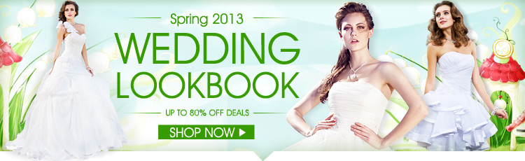 Spring 2013 Wedding Lookbook