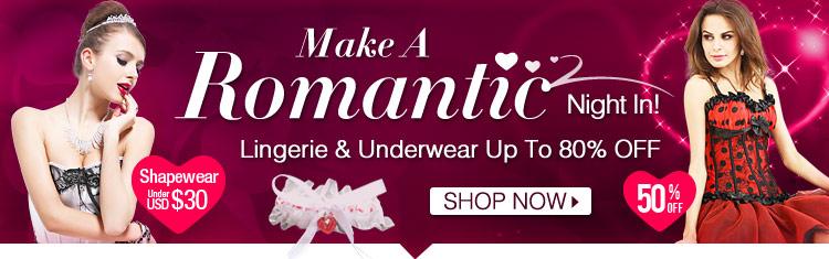 Make A Romantic Night In!