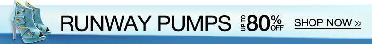 Runway Pumps