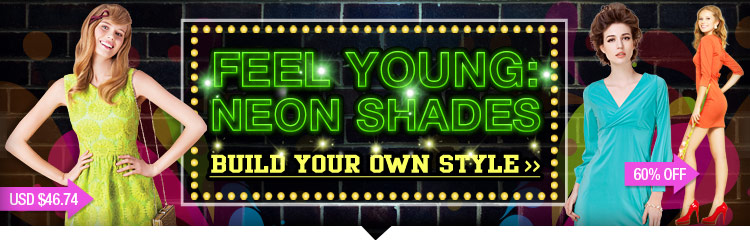 Feel Young: Neon Shades