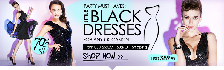 Little Black Dresses For Any Occasion