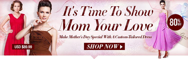 Show Mom Your Love For Her!