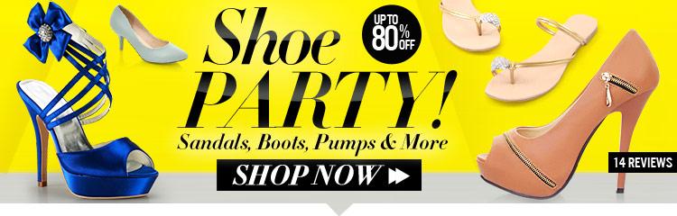 Shoe Party