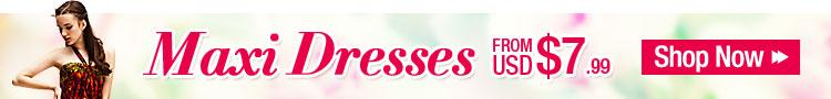Maxi Dresses, High-low Dresses & More