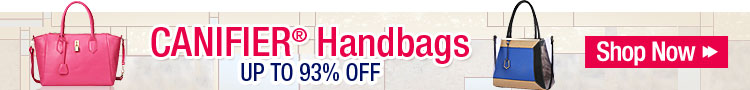 CANIFIER® Handbags
