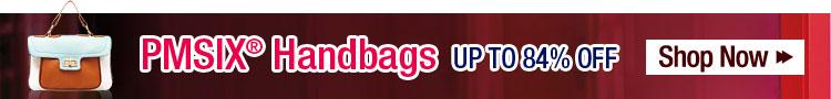 PMSIX® Handbags