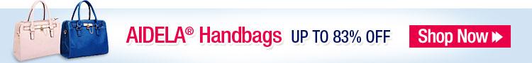 AIDELA® Handbags
