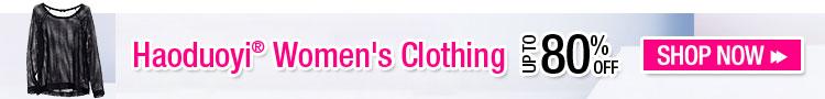 Haoduoyi® Women's Clothing