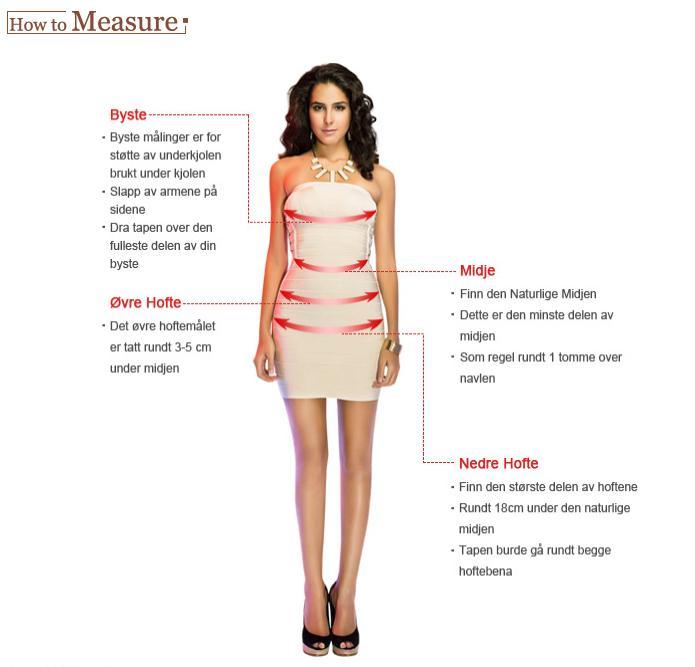 Hvordan måle