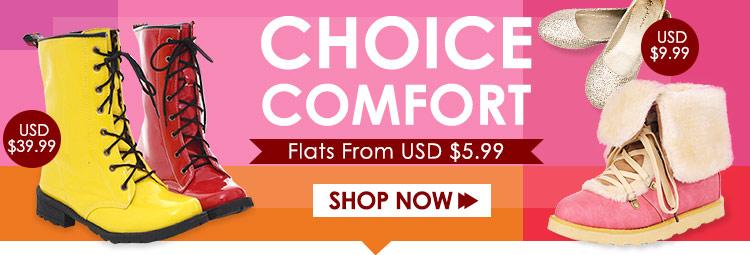 Comfort Fashion