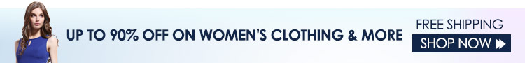 Up To 90% OFF On Women's Clothing & More