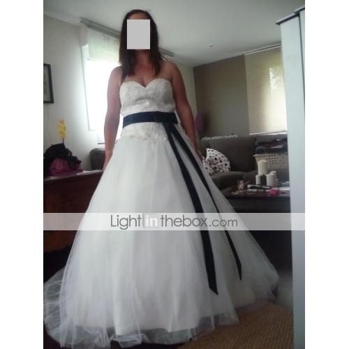 Bride® Robe de Soirée Petites Tailles / Grandes Tailles Robe de ...