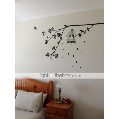 Como pintar un arbol en pared imagui - Como pintar una pared ...