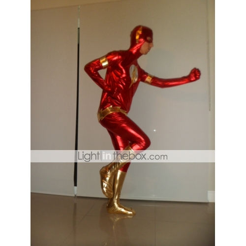 red and gold flash - photo #8