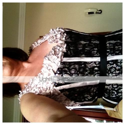 formeller abend milit r ball kleid vintage inspiriert eng anliegend riemchen boden l nge. Black Bedroom Furniture Sets. Home Design Ideas