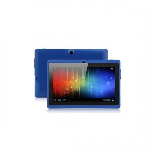 7 pouces android 4 4 tablette quad core 800 480 512mb - Tablette 7 pouces combien de cm ...