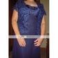 Женское, стильное, шифоновое платье