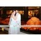 LAN TING BRIDE Corte en A Princesa Vestido de novia - Clásico y Atemporal Moderno y Chic Vestidos de Recepción Vestidos Novia en Color