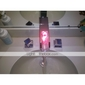 CHORLEY - Rubinetto da bagno bicomando a cascata con LED