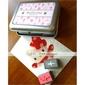 ballerines bricolage jeu de timbres artisanat