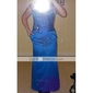 Wedding Party Dress - Champagne Plus Sizes Trumpet/Mermaid Square Floor-length Satin