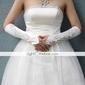 högsta kvalitet satin övre hög klack slutna tår med rhinestone skor bröllop brud