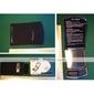 pocket precision digitalvåg - svart (200g max / 0,01 g upplösning)