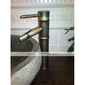 Sprinkle® by Lightinthebox - Antique Bronze Waterfall Bathroom Sink Faucet (Bamboo Shape Design)