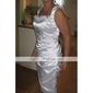 HADLEY - Vestido de Fiesta de boda o de Dama de honor de Satén