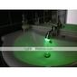3 fonction de couleur unique a conduit pulvérisateur pour la cuisine ou robinet d'évier
