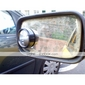 konvex vidvinkel bilen blind fläck spegel - 50mm (2-pack)