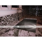 saupoudrer ® par LightInTheBox - post-moderne laiton lavabo robinet (finition chromée)