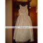 FOTINI - Robe de Communion Organza Satin