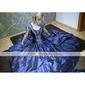 JOHANNA MARIA - kjole til kveld i Taffeta