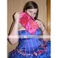 enveloppe de soie magnifique avec des sacs à main du soir appliques / embrayages plusieurs couleurs disponibles