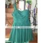 ENOLA - Vestido de Dama de honor de Gasa