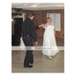 LOUISA - Kleid für die Braut aus Chiffon