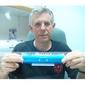 Music Angel Portable Speaker for ipod Video / Nano / Blue
