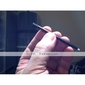 coppia di penne nere stilo touch per Nintendo DS lite