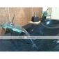 Robinet de salle de bain Sprinkle®  ,  Moderne  with  Chrome 1 poignée 1 trou  ,  Fonctionnalité  for Jet pluie