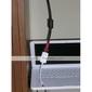 Mini DisplayPort-hane-till-HDMI-hona-adapterkabel (15 cm, V1.4, vit)