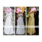 o linie fara bretele podea-lungime domnișoara de onoare / rochii de mireasa partid (hsx118)