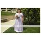 JOVANKA - Kleid für die Brautmutter aus Chiffon und Satin