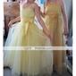 Платье с кружевом, из органзы, для девочек