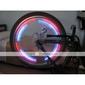 2-pcs Bicycle SpokeLit 2-Mode Blue LED Safety Light (2x2016)